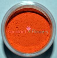 Edible Orange Petal Dust
