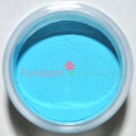 Edible Turquoise Petal Dust