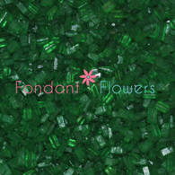 Green Sugar Crystals (8 ounces)