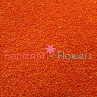 Orange Nonpareils (2 ounces)