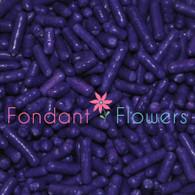 Purple Jimmies Sprinkles (2 ounces)
