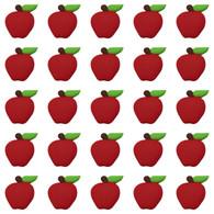 Royal Icing Apples (24 per box)