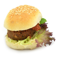 Falafel Sliders (20)