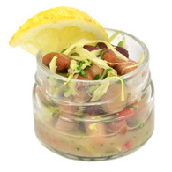 5 bean salad mini jars (20)