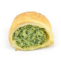 Spinach and Ricotta Pastry Rolls (20)