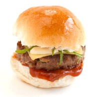 Mini Beef Hamburgers (20)