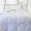 Andes Deluxe 500+Fill-power 75% White Down Comforter