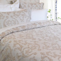 Linen Cotton Duvet Cover Set - BAROQUE