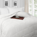 Classic Down Alternative Comforter or Blanket Year Round Filled