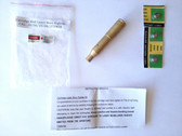 New Brass Laser Bore Sighter Fits .30-06/.25-06/.270 BoreSight Boresighter