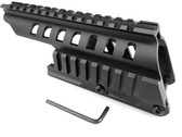 Tactical 12 GA Remington 870 Rifle Shotgun Mount Rail! Addn Laser, Sight, Scope