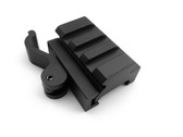 QD Quick Release 3-Slot Rifle Picatinny/Weaver Universal Adaptor Riser Rail