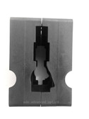 AR15 GunSmithing FRONT SIGHT VISE BLOCK Tool for Removal/Assembly of POST PIN