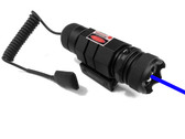 450nm Strong Blue/Violot Laser Sight with Picatinny Mount (not green or red)