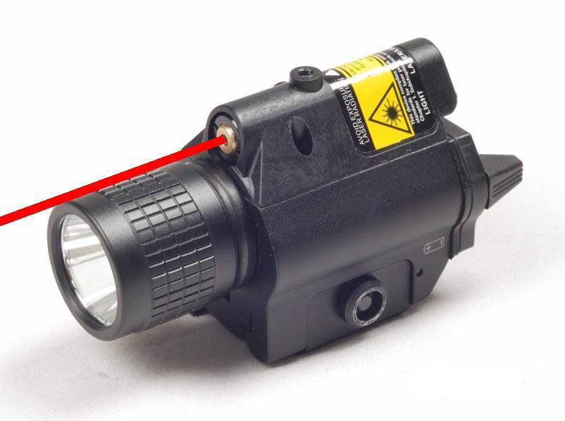 FlashLight +Red Laser Sight Combo Smith Weson sd40ve, sd9ve Beretta 90two  Pistol