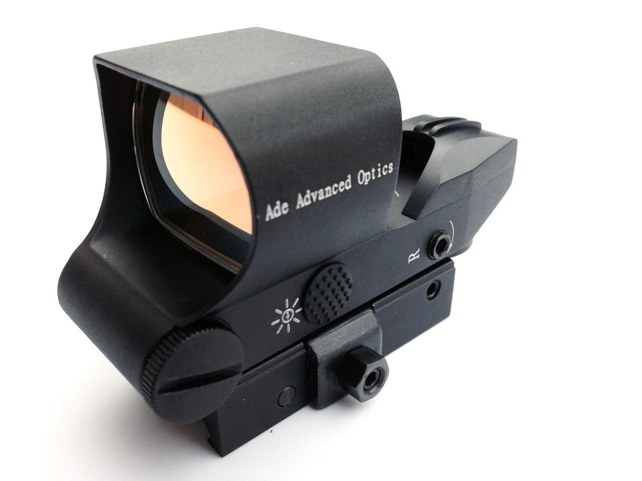 Ade Advanced Optics Red Dot Reflex Sight Reflex Sight