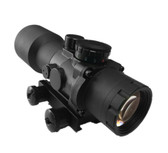 ADE 5x36 Crusader CQ Prism Sight Tactical Rifle Scope RED/GREEN/BLUE reticles