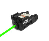 SUPER Ultra COMPACT Pistol Green Laser Sight for All full size and sub-compact handguns