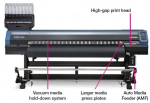Mimaki TS300P - Inks & Beyond