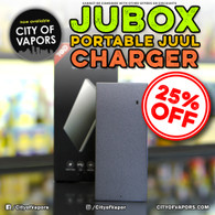 25% off JuBox Portable Juul Charging Case!