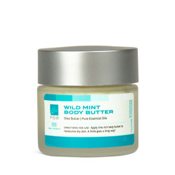 Wild Mint Body Butter
