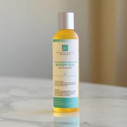 Lavender/Orange Body Oil