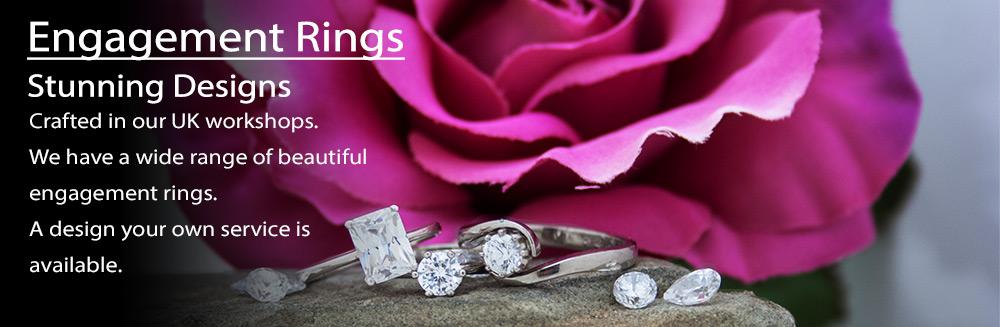 Goldfinger Rings Homepage Custom Made Wedding London