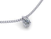 0.20ct Brilliant Cut Diamond Pendant