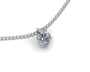 0.40ct Brilliant Cut Diamond Pendant