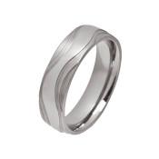 Titanium 6mm Design Ring