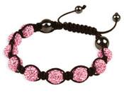 Shamballa Czech Crystal Ball Bracelets