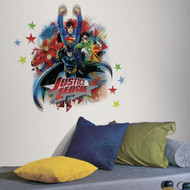 Giant Justice League Wall Stickers