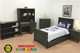 Logan 5 Piece Bedroom Suite with Trundle Bed is a very modern and practical bedroom solution for all ages.