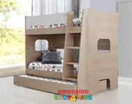 1. Sidney Bunk Bed