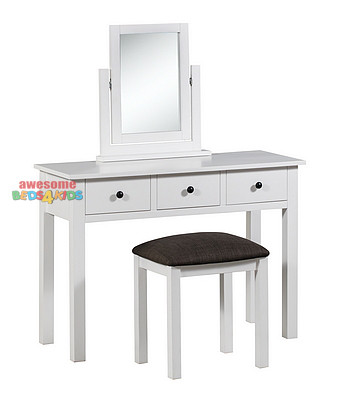 The Panama Dressing Table With Mirror And Stool Is A Must For Any Little  Girls Room
