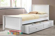 Riley Single Trundle Bed