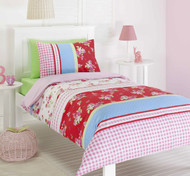 Bella  Double Quilt Cover