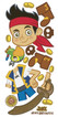 Bring the excitement of Disney's Jake and the Never Land Pirates to your room with this giant wall decal of young hero Jake.
