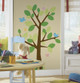 This delightful dotted tree is sure to brighten up your bedroom or nursery!