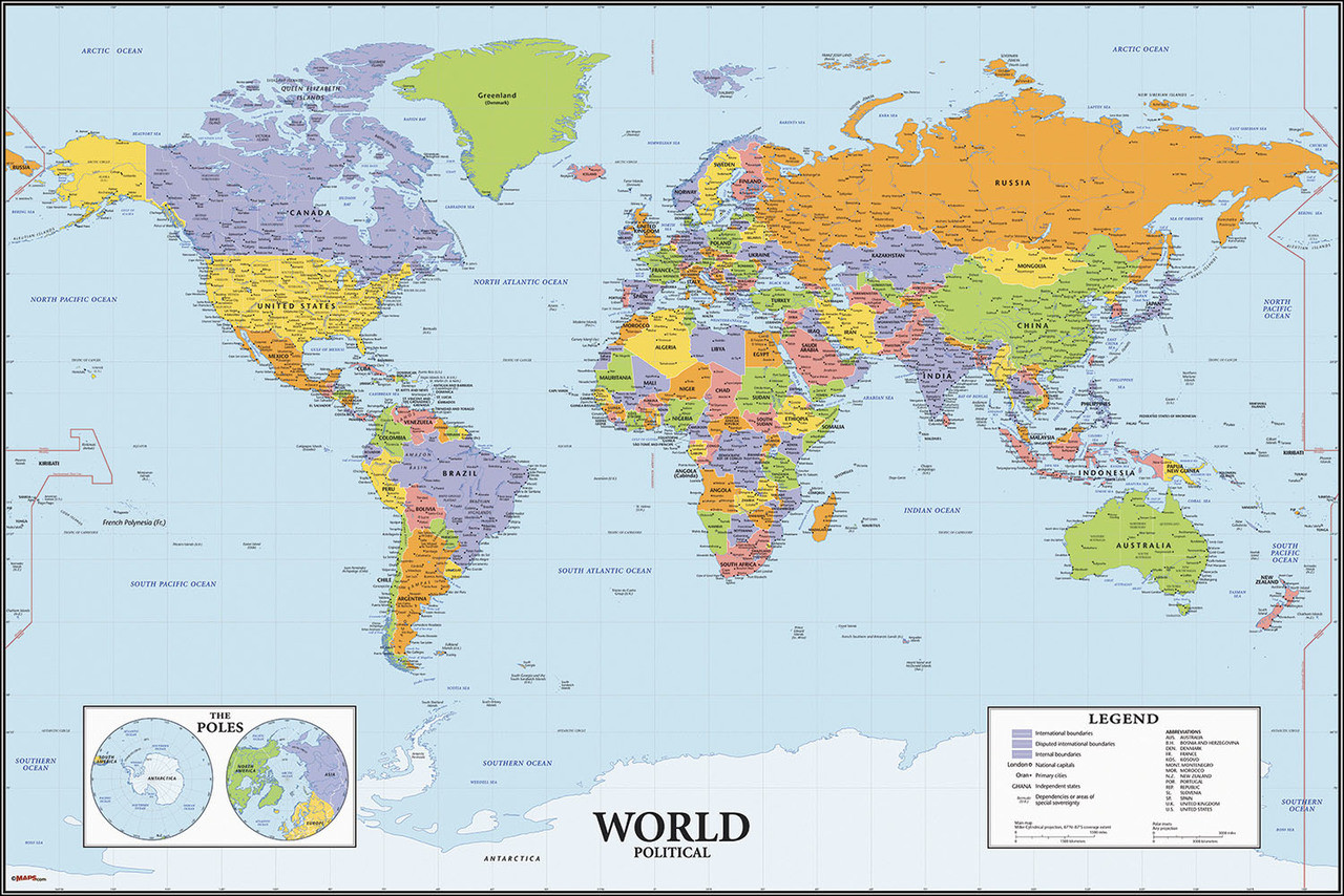 Study World Map.World Map Dry Erase Giant Decal Wall Stickers Awesome Beds 4 Kids