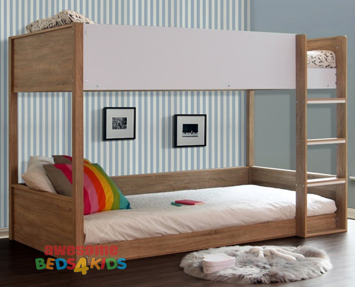 Altona King Single Low Line Bunk Bed  is a simple yet effective bunk bed that is perfect fit for any child looking for the extra room that a king single bed provides. Great height of 1453mm.