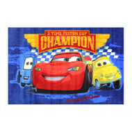 Lightning McQueen Piston Cup Rug