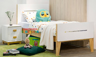 Illuka Bed Frame - Single or King Single