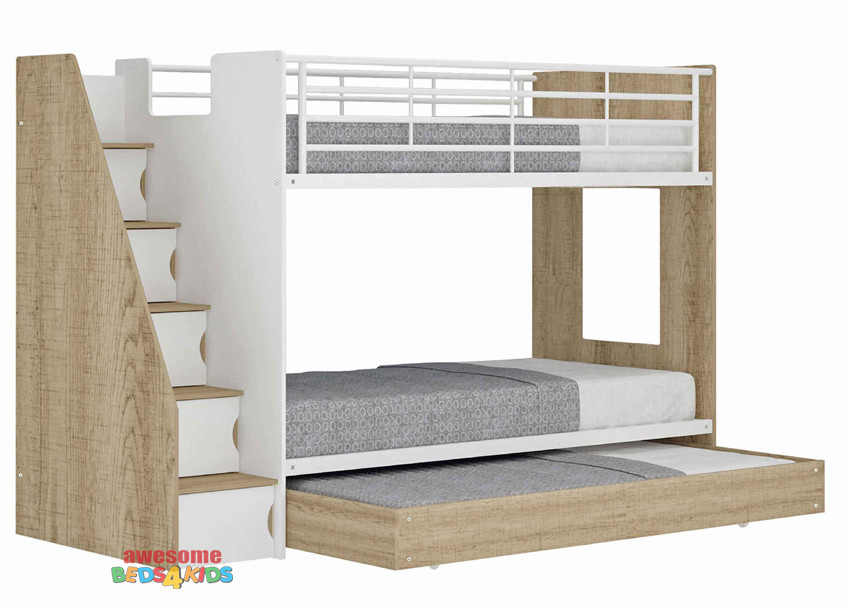 Astor Bunk Bed Bunk Beds Bunk Bed With Stairs Bunk Bed With Trundle Single Bunk Bed Awesome Beds 4 Kids