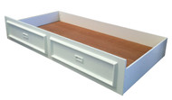 Teen Trundle/Storage Drawer for Beds is the perfect solution for kids sleepovers, spare bed for guests or to simply store kids toys or blankets.