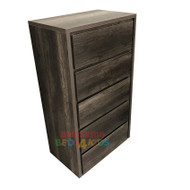 Ashford Five Drawer Tallboy