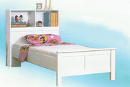 Angel Bookcase Bed Frame