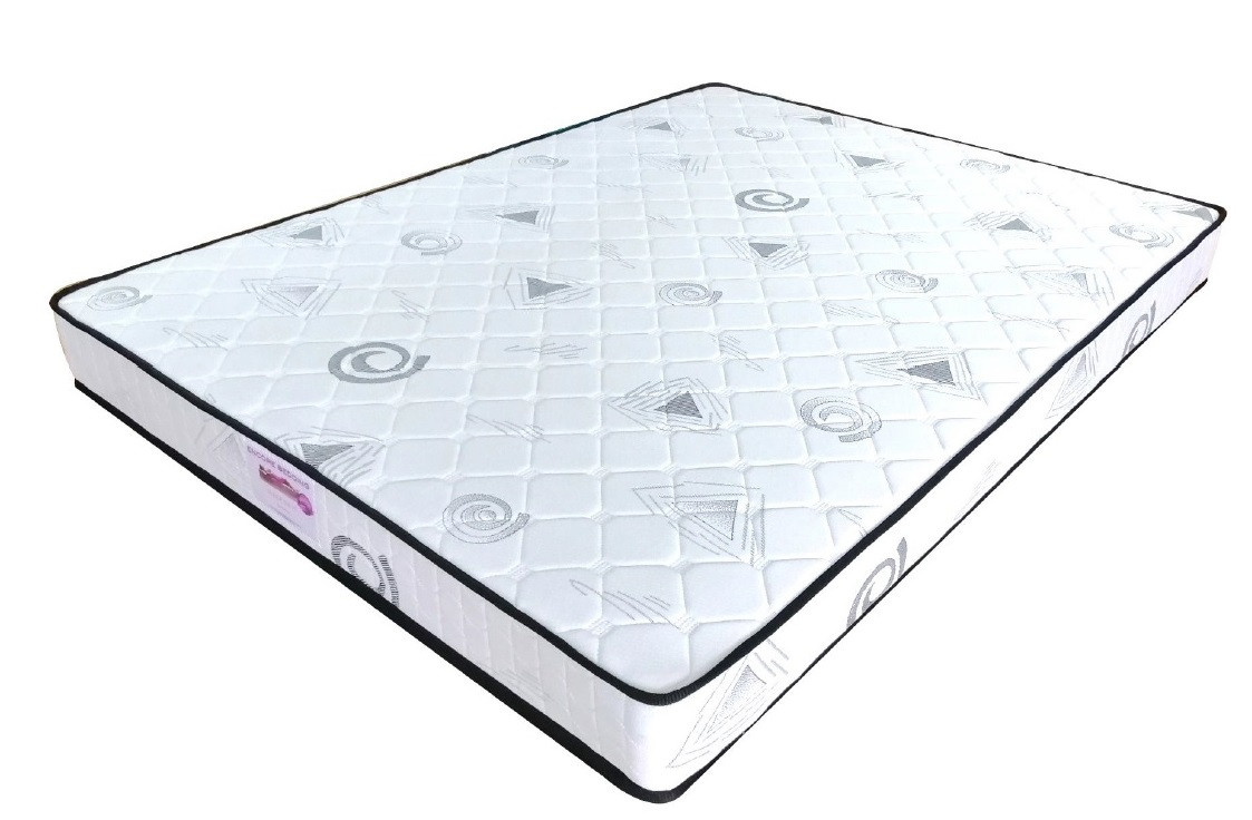 Symphony Mattress features a no turn pocket spring mattress with a medium foam comfort layers. Perfect for trundles or top bunks and racing car beds. Available in Single Size Onlyv