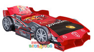 Sprint Car Car Bed Red