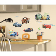 Cars Peel and Stick Wall Stickers